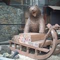 木彫り熊,居酒屋北海道,人形町〈著作権フリー無料画像〉Free Stock Photos