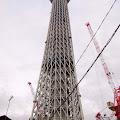 東京スカイツリー,工事中〈著作権フリー無料画像〉Free Stock Photos