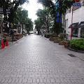 新宿通り横〈著作権フリー無料画像〉Free Stock Photos