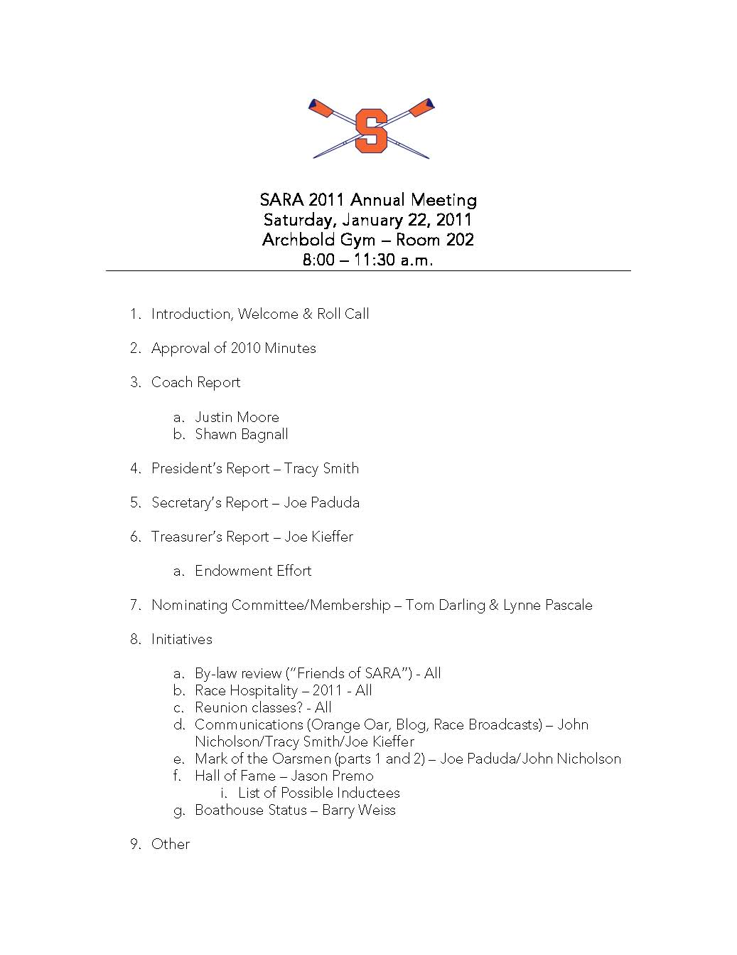 download agenda for organizational meeting book oramasel1975のブログ