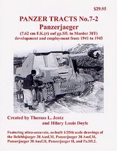Panzer Tracts No.7-2 Panzerjaeger