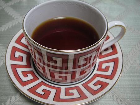 美味しいお茶が入りました♪