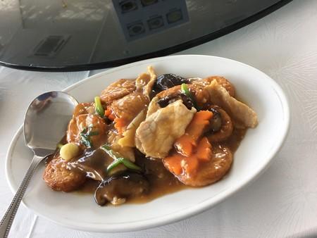 ジャックドラゴン 王龍 料理 (1)