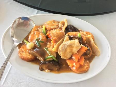 ジャックドラゴン 王龍 料理 (2)