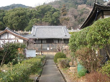 萬年山小松寺/本堂