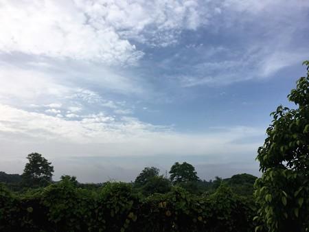 イーストダゴンの空