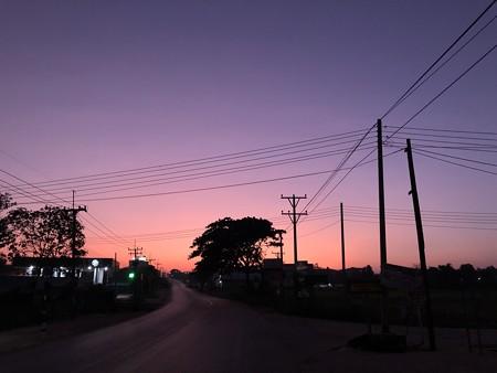 ミャワディからヤンゴンへ (1)