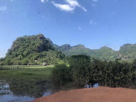 ミャワディからヤンゴンへ (2)