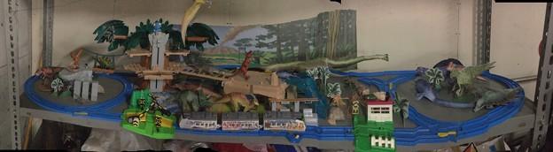 恐竜ランドの立っ端を確保04