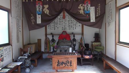 萬年山 小松寺 地蔵堂
