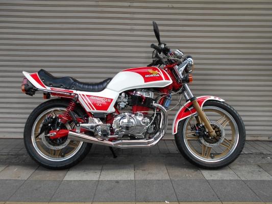 旧車バイク
