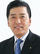 鹿島エレクトロニクス株式会社の鹿島保宏社長