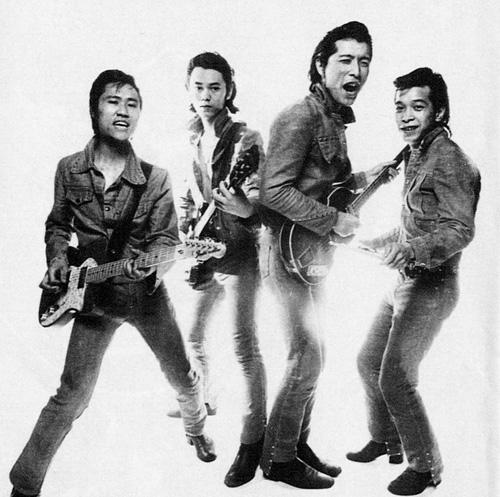 ギター小僧 暇人の世迷言 !! 伝説のバンド CAROL