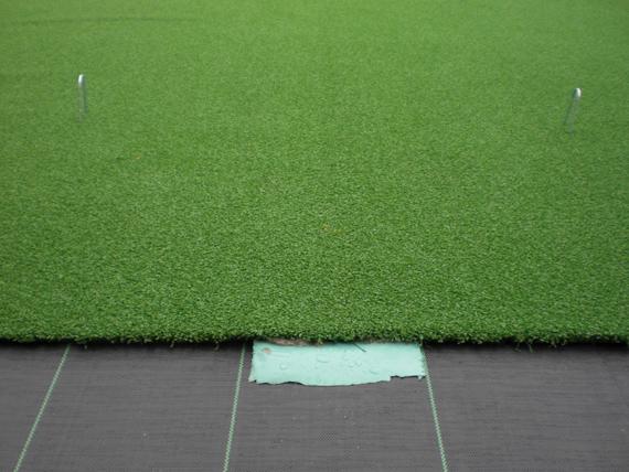 (リアルグリーン)京都府京都市伏見区で、リアルグリーンを施工しました。