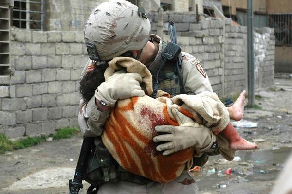 「兵士と子供」の画像検索結果