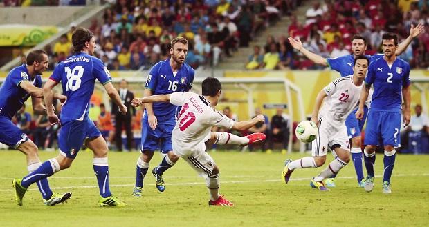海外サッカー反応