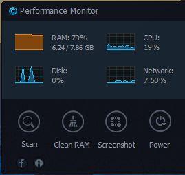 Performance Monitor 2015年1月21日