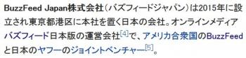 wikiBuzzFeed Japan