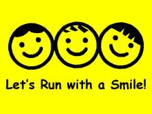 Lets Run with a Smile!