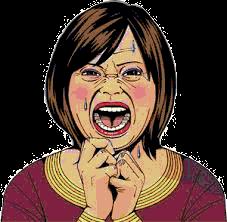 現実主義者の母親が泣く