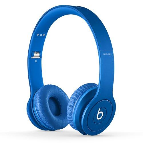 ビーツ ソロ HD ヘッドフォン Beats Solo HD On-Ear Headphone ブルー浸透色  並行輸入品