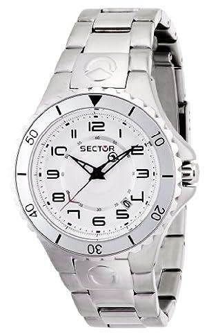 b791f59bca4758 [セクター]Sector 腕時計 175 SS ホワイト クォーツ メンズ 3253111045 メンズ 【正規輸入品