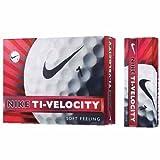 NIKEGOLF(ナイキゴルフ) 2013年モデル ボールTI-VELOCITY 12個入 ホワイト GL0612-101