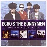 ECHO & THE BUNNYMEN  5CD ORIGINAL ALBUM SERIES BOX SET