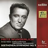 ベートーヴェン: 交響曲 第9番 ニ短調 Op.125 「合唱」 (Beethoven: Symphony No.9 / Fritz Wunderlich, Shige Yano, Marga Hoffgen, Theo Adam, Dean Dixon (live recording 1962)) [輸入盤]