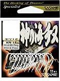 ささめ針(SASAME) KN-17 神の海チヌ ホワイト 1
