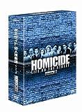 ホミサイド 殺人捜査課 シーズン2 DVD-BOX