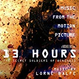 13 Hours: The Secret Soldiers of Benghazi (Musi...