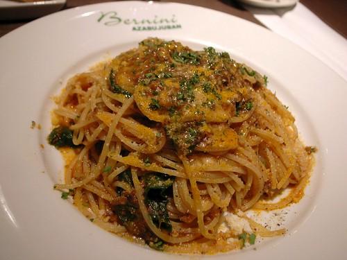 麻布十番イタリア料理 ベルニーニ Bernini