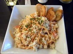 Nice Rice Salad @ Ambiente Wok