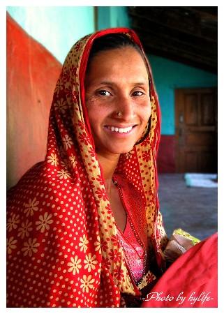 Woman/India