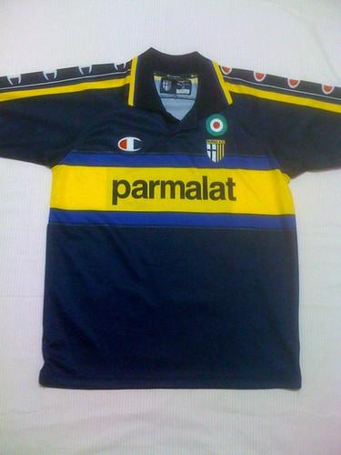 パルマFC 99-00