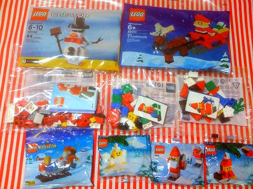 LEGO クリスマス