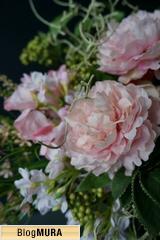 にほんブログ村 花・園芸ブログ フラワーアレンジメント(個人)へ