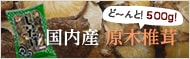 椎茸500g