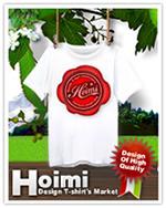 デザインTシャツマーケットHoimi