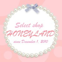 select shop HONEYLAND