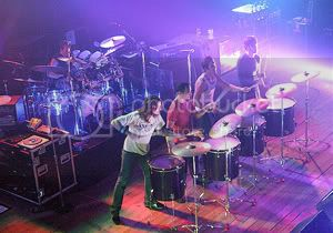 311bandondrums.jpg 311 full band drum solo image by tamadrum32