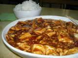 麻婆豆腐100円
