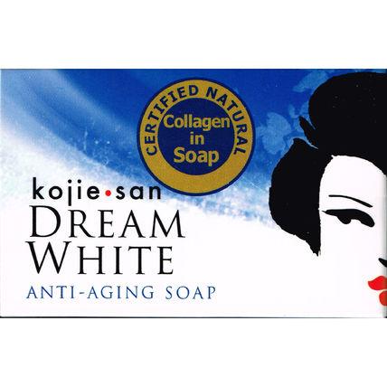 若くて美しいお肌のためのアンチエイジング石鹸 Dream White Anti-Aging Soap