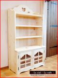カントリー家具カップボード・食器棚