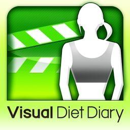 見た目ダイエット日記 ~体重と一緒に写真も記録~