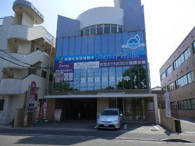 鹿児島市下荒田1丁目【貸事務所】RC4階建3F60坪40万円
