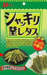 MRなとり シャッキリ茎レタス(167円)×30袋ミスターおかし
