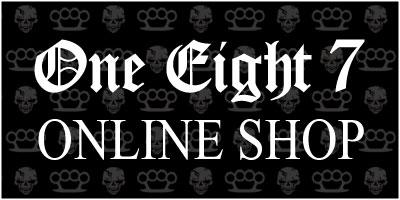 OneEight7オンラインショップ