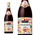 ボジョレー・ヌーヴォー 2013年 ジョルジュ・デュブッフ 先着順でワイングラス付き (予約商品)